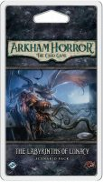 Arkham Horror: The Card Game – The Labyrinths of Lunacy: Scenario Pack