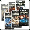 Комплект настільних ігор з серії Жах Аркгема: Карткова Гра – Спадщина Данвіча (UA)
