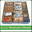 Органайзер для настольной игры It's a Wonderful World + дополнения