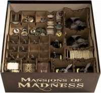 Органайзер для настільної гри Mansions of Madness (2nd Edition)