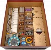 Органайзер для настільної гри СЕРП: Легендарна Коробка