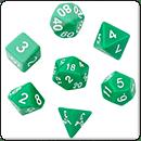 Набір кубиків: Матовий А04