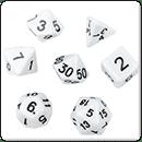 Набір кубиків: Матовий А07