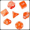 Набор кубиков: Матовый А09