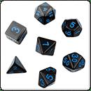 Набір кубиків: Матовий А12