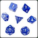 Набор кубиков: Мраморные B03