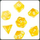 Набір кубиків: Прозорі C02