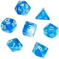 Набор кубиков: Прозрачные С03