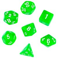 Набор кубиков: Прозрачные С04
