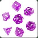 Набір кубиків: Прозорі С05