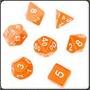 Набір кубиків: Прозорі С07