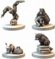 Спаплюжений Грааль: Набір Тварин-Супутників (RU)
