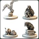 Осквернённый Грааль: Набор Животных-Спутников (RU)