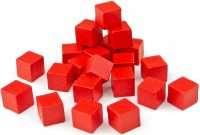 Набір кубиків (каунтерів): Червоні