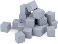 Набір кубиків (каунтерів): Сірі