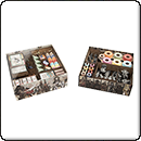 Органайзер для настольной игры Восходящее Солнце (базовая игра + все дополнения)