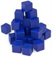Набір кубиків (каунтерів): Сині