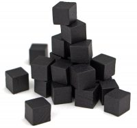 Набір кубиків (каунтерів): Чорні