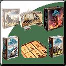 Комплект настольных игр из серии «Игра Престолов»