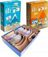Комплект настольных игр из серии Мачи Коро