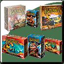 Комплект настольных игр из серии «Runebound»