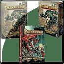 Комплект настольных игр из серии «Pathfinder»