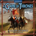 Настольная игра - A Game of Thrones - A Clash of Kings expansion