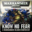 Warhammer 40000: Know No Fear – Starter Set