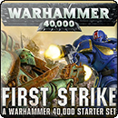 Warhammer 40000: First Strike – Starter Set