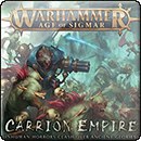 Warhammer Age of Sigmar: Carrion Empire – Starter Set