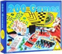 """Набір настільних ігор """"200 в 1 + шахмати"""""""