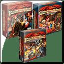 Комплект настольных игр из серии «Таверна «Красный Дракон»»