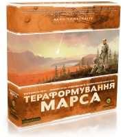 Покорение Марса (UA) (уценка) / Terraforming Mars (UA) (discount)