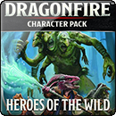 Dungeons & Dragons. Dragonfire: Heroes of the Wild