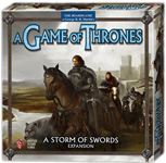 Настольная игра - A Game of Thrones - Storm of Swords Expansion
