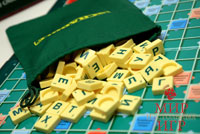 Настольная игра Скрабл (Scrabble) укр.