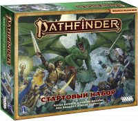 Pathfinder. Настільна рольова гра. Друга редакція. Стартовий набір (RU)