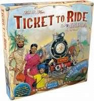 Ticket to Ride: India + Switzerland