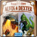 Ticket to Ride: Alvin & Dexter (Билет на поезд: Элвин и Декстер)