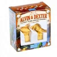 Ticket to Ride: Alvin & Dexter (Билет на поезд: Элвин и Декстер)