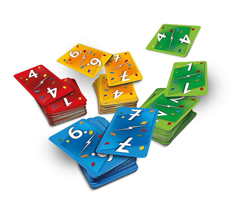 Настольная игра - Ligretto (Лигретто)