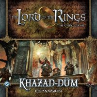 The Lord of the Rings LCG: Khazad-Dum Delux Exp. (Властелин колец: Казад-Дум)