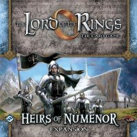 The Lord of the Rings LCG: Heirs of Numenor Delux Exp. (Властелин колец: Наследники Нуменора)