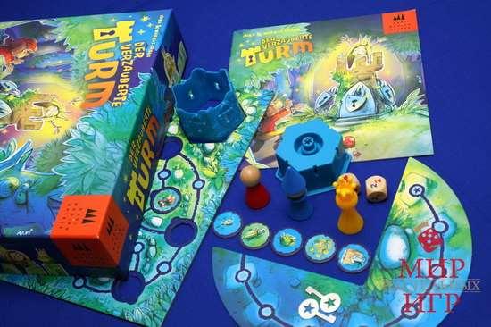Настольная игра Der verzauberte Turm (Заколдованная башня)