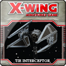 Star Wars. X-Wing: TIE Interceptor