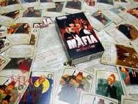 Настольная игра Мафия. Вся семья в сборе. Компактная версия