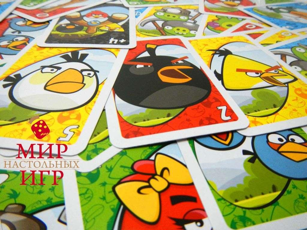 birds как angry играть карты