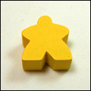 Мипл Желтый (Meeple Yellow)