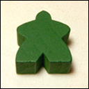 Мипл Зеленый (Meeple Green)
