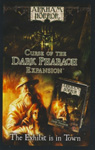 Настольная игра - Arkham Horror - Curse of the Dark Pharaoh Expansion